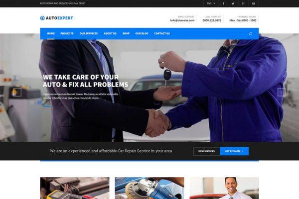 Pro Agency - Multipurpose HTML Template