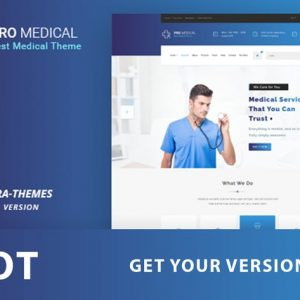 ProMedical - Health And Medical HTML Template