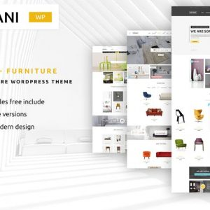 Sofani - Furniture Store HTML Template