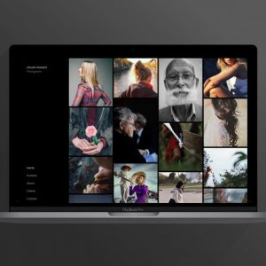 Sylk | Photography Portfolio Template