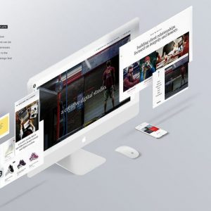 Synergy Creative Template
