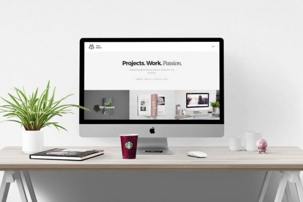 Three Agency – Responsive HTML5 Portfolio for Crea