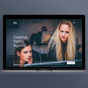 Titan | Creative Multi-purpose HTML Template