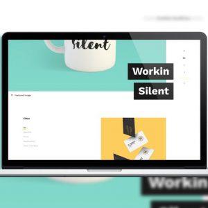 Wert HTML - Minimal Unique Portfolio