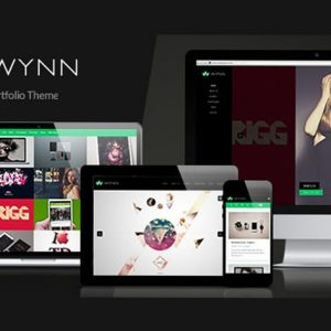 Wynn - Fullscreen Photography Theme