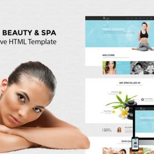 Yolia - Beauty & Spa HTML Template