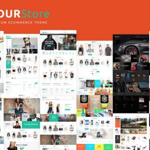 YourStore - Ecommerce html template