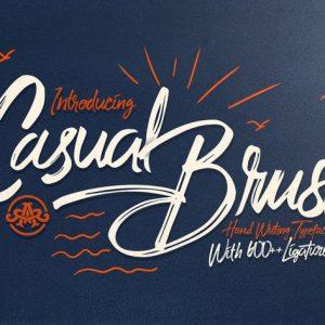 Casual Brush