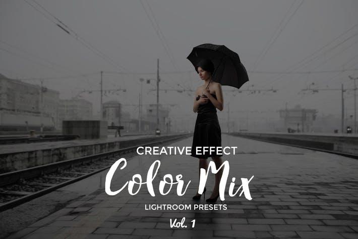 Color Mix Lightroom Presets Vol. 1