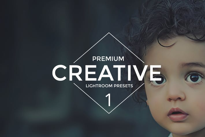 Creative 1 Lightroom Presets