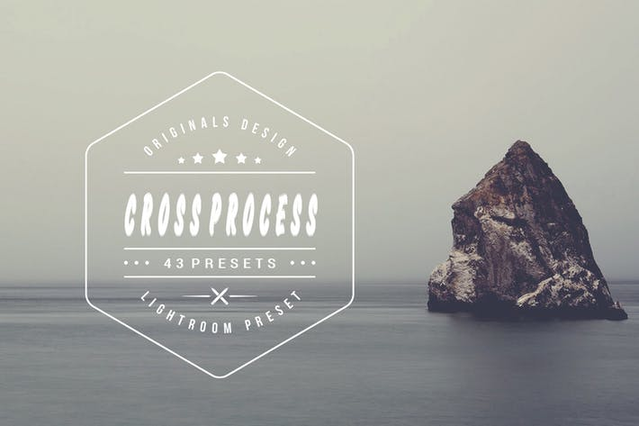 Cross Process Lightroom Presets