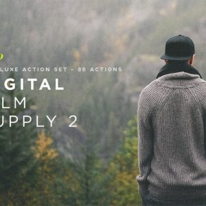 Digital Film Supply 2 Action Bundle