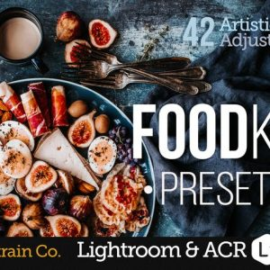 FoodKit - Food Presets for Lightroom & ACR