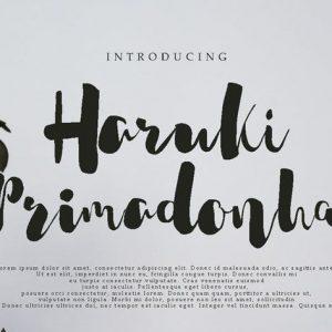 Harukia Primadonha