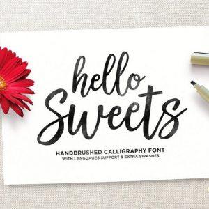 Hello Sweets Script
