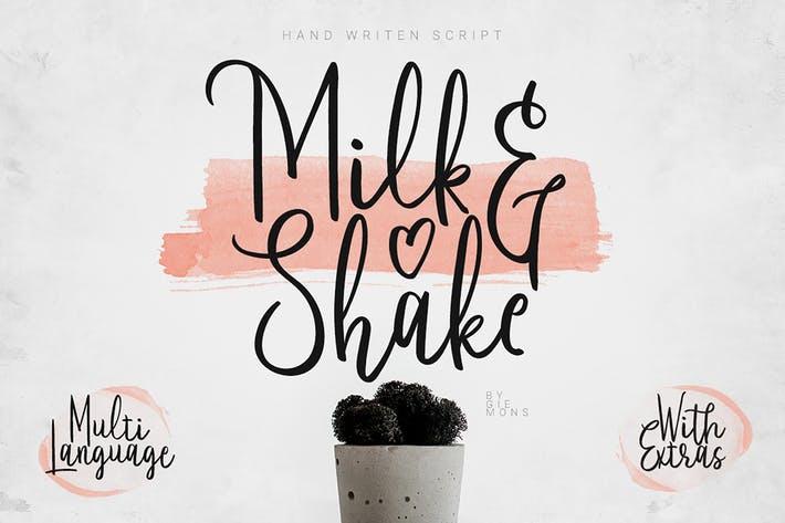 Milk And Shake