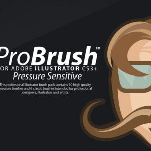 ProBrush Pressure Sensitive