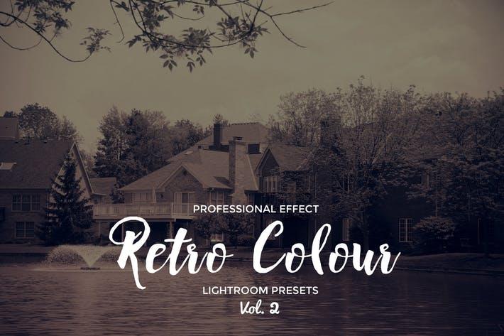 Retro Colour Lightroom Vol. 2
