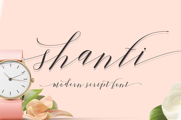 Shanti Script