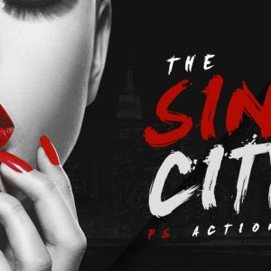 sin city photoshop actions