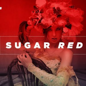sugar red photoshop action