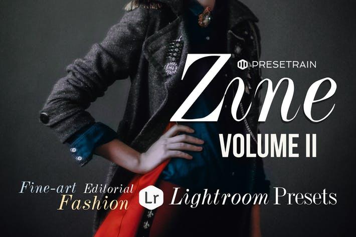 Zine Fashion Lightroom Presets - Volume II