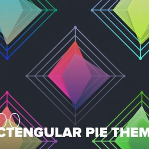 1000 Rectangular Pie Graphs