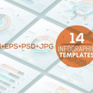 14 Infographic Templates