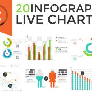 20 Live Graphs v.2
