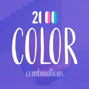 2000 Color Combinations