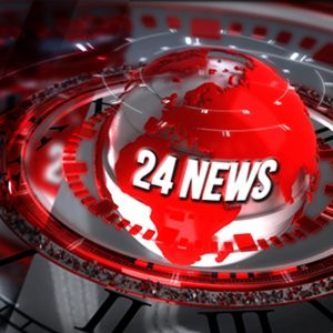24 Broadcast News - Complete Package