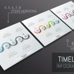 25 infographic timelines