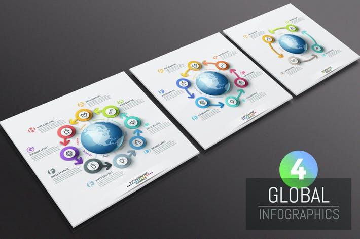 4 Global Infographics