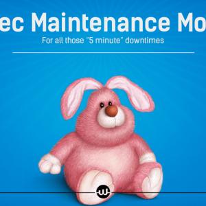 5sec Maintenance Mode