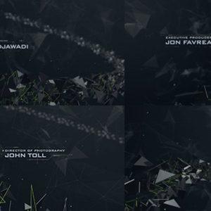 Abstract Polygons Credits