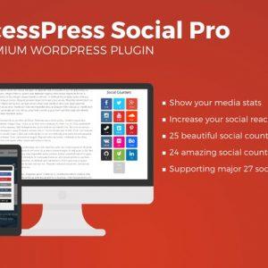 AccessPress Social PRO