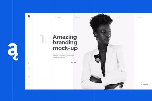 Anadbry – Creative WordPress Portfolio Theme