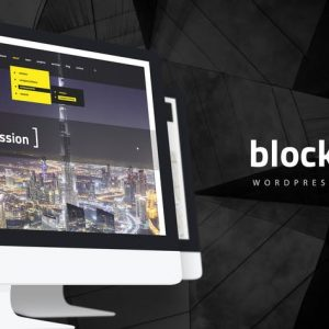 Block — Construction, Architecture WordPress Theme