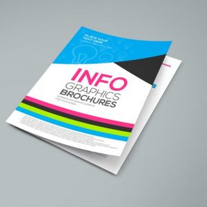 Business infographics elements for corporate