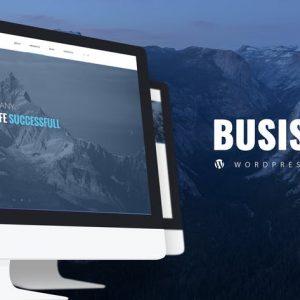 Busis — Business & Corporate WordPress Theme