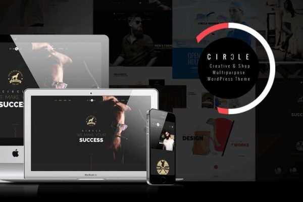 CIRCLE - Creative Multipurpose WordPress Theme