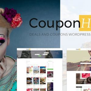 CouponHut - Coupons & Deals Theme