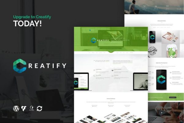 Creatify - Multipurpose Business WordPress Theme