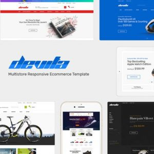 devita multipurpose theme for woocommerce