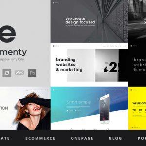 elementy multipurpose wordpress theme