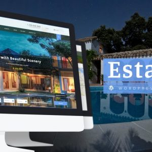 esta responsive real estate wordpress theme