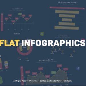 Flat Design Infographics