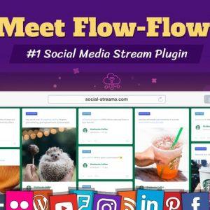 Flow-Flow — WordPress Social Stream Plugin