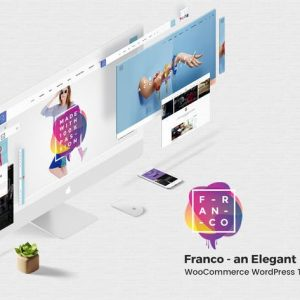 franco elegant woocommerce wordpress theme