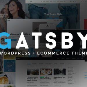 gatsby wordpress ecommerce theme